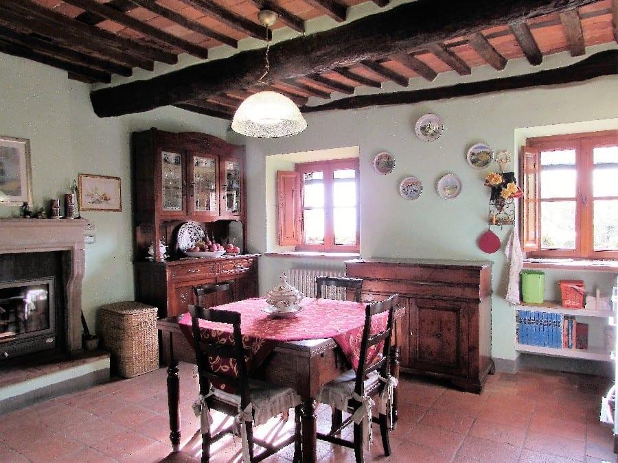 Lucca - Matraia 12 KM North of Historic Center - Primo Piano